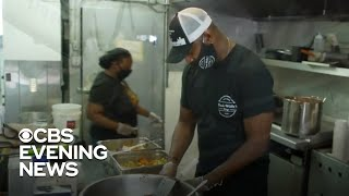 Corporations and celeb chefs help Newark restaurants feed the needy