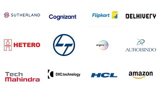 Latest Job Openings Sept 23 | Flipkart | L&T | DXC | Amazon | DELHIVERY | Wipro | HCL | Cognizant