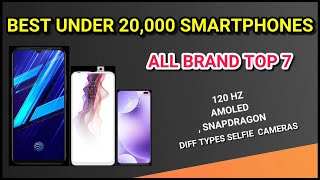 👑Best phones for under 20,000 |🔥 Top 7 All Brand  | September 2020 | WinVick 🎭Tech | In Tamil