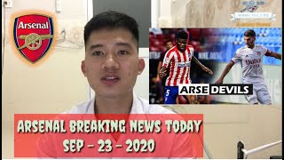 ARSENAL BREAKING NEWS TODAY SEPTEMBER, 23, 2020 | ARSENAL COMPLETE SIGNING OF 25-YEAR-OLD GOALKEEPER