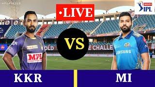 IPL 2020:- Kolkata Knight riders VS Mumbai Indians|| KKR vs MI Live IPL 2020||