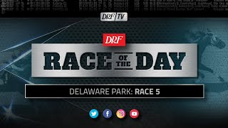 DRF Wednesday Race of the Day | Delaware Race 5 | September 23, 2020