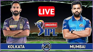 IPL 2020: 5th Match MI vs KKR Live | Mumbai Indians vs Kolkata Knight Riders Live