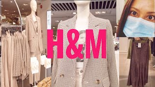 H&M NEW COLLECTION IN AUTUMN Fashion Trends for Womens *SHOP WITH ME*  H&M  FASHION SHOPPING VLOG