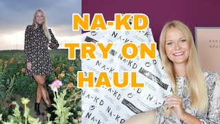 NAKD Try on Haul September 2020 deutsch | NA-KD Fashion Haul | Herbst Autumn