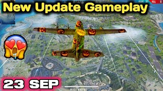 Free Fire New Update Gameplay (23 September) - Garena Free Fire Battlegrounds.