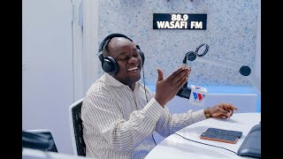 #LIVE : GOODMORNING  NDANI YA WASAFI FM - SEPTEMBER 23, 2020