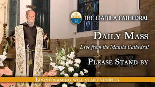 Daily Mass at the Manila Cathedral - September 23, 2020 (7:30am)