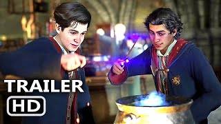 HARRY POTTER HOGWARTS LEGACY Official Trailer (2021) Harry Potter Game HD