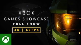 4K 60FPS — Official Xbox Games Showcase — Full Show [ENGLISH]