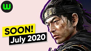 Top 15 Upcoming Games for July 2020 (PC PS4 Switch Xbox One)   whatoplay