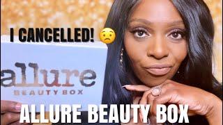 September 2020: Allure Beauty Box!   My Last Box!  TonyaNicole