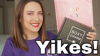 $25 Beauty Box Battle September: Ipsy Glam Bag Plus vs BoxyCharm Base
