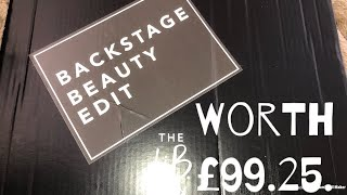 LATEST IN BEAUTY SEPTEMBER 2020 UNBOXING | BACKSTAGE BEAUTY EDIT | WORTH £99.25.