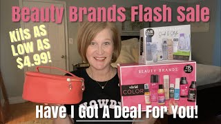 Beauty Brands Flash Sale | September 2020 | Have I Got A Deal For You!