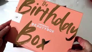 Lookfantastic Beauty Box September 2020 — Birthday Edition/ Сентябрь 2020