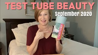 Test Tube Beauty   September 2020