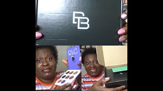 BlacBox September 2020 -  European Beauty Box Subscription For People of Darker Skin Tones