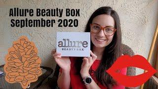 Allure Beauty Box September 2020