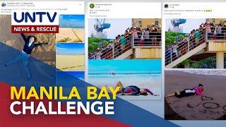 Manila Bay white sand beach memes, nag-trending