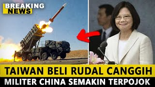 CHINA PANIC!! TAIWAN DATANGKAN ALUTSISTA INI DARI AMERIKA - BERITA TRENDING