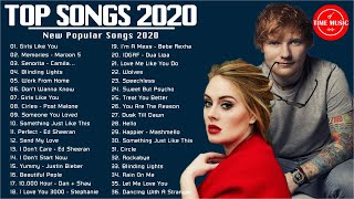 Top Hits 2020 - English  Songs 2020 - Best English Music Playlist 2020