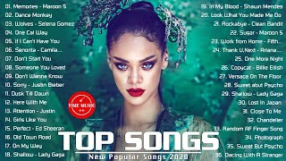 Englis Songs 2020 🤞 Best English Songs Collection 2020 🤞 Top 40 Popular Songs Playlist 2020