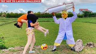 Best Funny Videos 2020 🤣 😂 Try Not To Laugh Challenge - Cười Vỡ Bụng | Episode 148