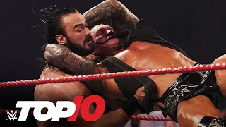Top 10 Raw moments: WWE Top 10, September 21, 2020