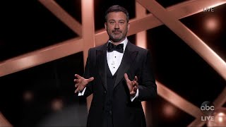 Jimmy Kimmel's Emmys 2020 Opening Monologue - Emmy Awards