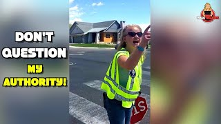 BEST ENTITLED KARENS & Freakouts Caught on Camera! #1