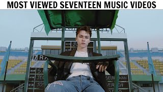 [TOP 25] Most Viewed SEVENTEEN Music Videos | September 2020