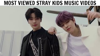 [TOP 30] Most Viewed STRAY KIDS Music Videos | September 2020