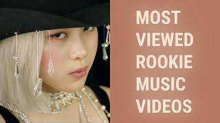 [TOP 100] MOST VIEWED KPOP ROOKIE MUSIC VIDEOS (September 2020)