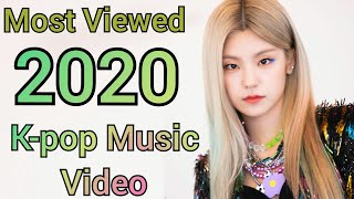 [TOP 25] Most Viewed 2020 Kpop Music Videos (September, Week 2)