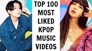 [TOP 100] MOST LIKED KPOP MUSIC VIDEOS ON YOUTUBE | September 2020