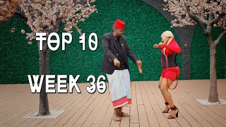 Top 10 New African Music Videos | 30 August - 5 September 2020 | Week 36