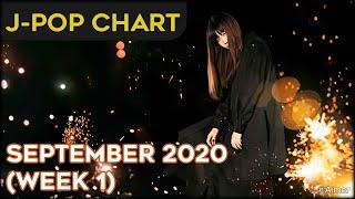 [TOP 100] J-POP CHART - SEPTEMBER 2020 (WEEK 1)