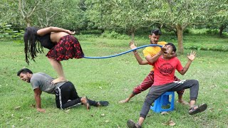 Must watch funny 😂😂 comedy video 2020 try to not lough By || Fun ki vines ||