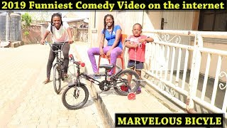 MARVELOUS BICYCLE (2019 Funniest Comedy on Youtube)  (Family The Honest Comedy)