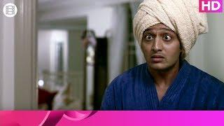 Funniest Riteish Deshmukh Comedy Scenes !!!