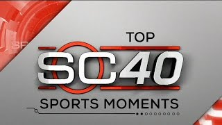 Top 40 Moments in Sports History   ESPN SportsCenter 40-Year Anniversary Special