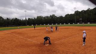 2020 Top Gun USA Sports Battle in the Triad, 08/29/2020: CCF10U (AA) vs. Team NC Benson (AA)