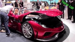 Top 10 New Supercar 2017 USA Sports Cars  American Super Car