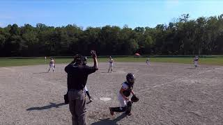 2020 Top Gun USA Sports Reidsville Shootout, 06/07/2020: CCF10U vs. Lady Blues Triad