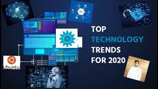 Top 5 Trending Technologies In 2020  Technologies In 2020   Top IT Technologies   TechCeed