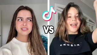 Addison Rae VS Luara Dance Battle | TikTok Compilation (October 2020)