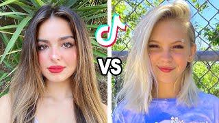Addison Rae VS Jordyn Jones Dance Battle | TikTok Compilation (October 2020)