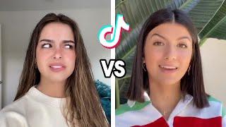 Addison Rae VS Ellie Zeiler Dance Battle | TikTok Compilation (October 2020)