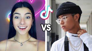 Charli D'Amelio VS Michael Le Dance Battle | TikTok Compilation (October 2020)